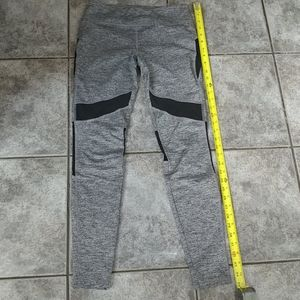 (2/$20) F21 grey workout leggings